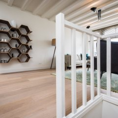 Отель Jordaan Harlem Apartments Нидерланды, Амстердам - отзывы, цены и фото номеров - забронировать отель Jordaan Harlem Apartments онлайн сауна