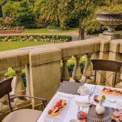 Отель Villa Cora балкон