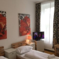 Апартаменты AJO Apartments Messe комната для гостей фото 2
