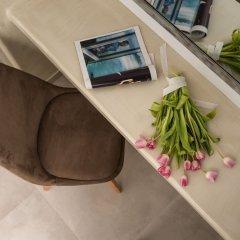 Отель Marvarit Suites Греция, Остров Санторини - отзывы, цены и фото номеров - забронировать отель Marvarit Suites онлайн интерьер отеля