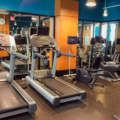 Отель Ginosi Washington Apartel США, Вашингтон - отзывы, цены и фото номеров - забронировать отель Ginosi Washington Apartel онлайн фитнесс-зал