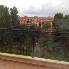 Отель Happy Aparthotel&Spa балкон