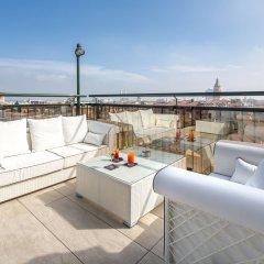 Отель Grande Albergo Roma Пьяченца балкон