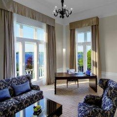 Отель Atlantic Kempinski Hamburg Германия, Гамбург - 2 отзыва об отеле, цены и фото номеров - забронировать отель Atlantic Kempinski Hamburg онлайн комната для гостей фото 13