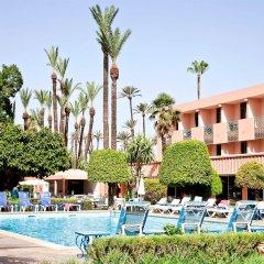 Отель Chems Марокко, Марракеш - отзывы, цены и фото номеров - забронировать отель Chems онлайн бассейн фото 3