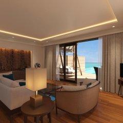 Отель Heritance Aarah Ocean Suites (Premium All Inclusive) Мальдивы, Медупару - отзывы, цены и фото номеров - забронировать отель Heritance Aarah Ocean Suites (Premium All Inclusive) онлайн комната для гостей фото 2