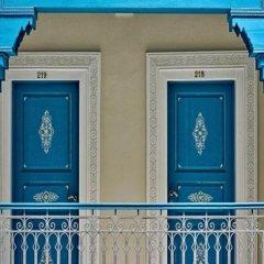 Отель Palais Du Calife Riad & Spa Марокко, Танжер - отзывы, цены и фото номеров - забронировать отель Palais Du Calife Riad & Spa онлайн вид на фасад фото 3