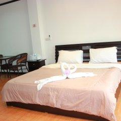 Апартаменты K&J Apartment Паттайя комната для гостей