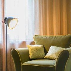 Отель ApartLux Begovaya Suite Москва комната для гостей фото 3