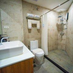 Erus Suites Hotel ванная