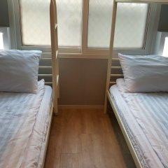 HaHa Guesthouse - Hostel Сеул комната для гостей фото 2