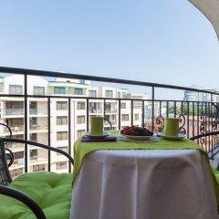 Апартаменты Two Bedroom Apartment with Balcony балкон