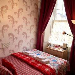 Отель 16 Pilrig Guest House Великобритания, Эдинбург - отзывы, цены и фото номеров - забронировать отель 16 Pilrig Guest House онлайн удобства в номере