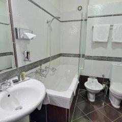 Отель U Pava Прага ванная