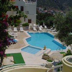 Dionysia Турция, Калкан - отзывы, цены и фото номеров - забронировать отель Dionysia онлайн балкон