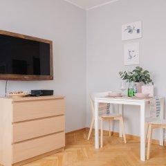 Отель Esperanto Pastel Apartment Польша, Варшава - отзывы, цены и фото номеров - забронировать отель Esperanto Pastel Apartment онлайн фото 13