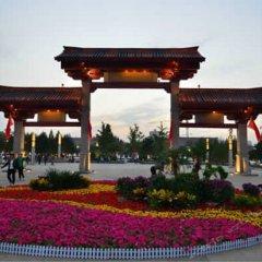 Отель Tangzonglong Hotel (Xi'an Qujiang Big Wild Goose Pagoda North Square Music Fountain) Китай, Сиань - отзывы, цены и фото номеров - забронировать отель Tangzonglong Hotel (Xi'an Qujiang Big Wild Goose Pagoda North Square Music Fountain) онлайн помещение для мероприятий