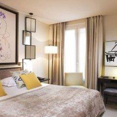 Hotel Balmoral - Champs Elysees комната для гостей фото 8