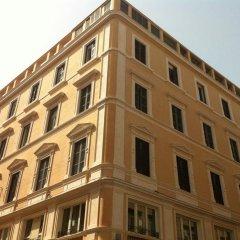 Отель Rimini Италия, Рим - 4 отзыва об отеле, цены и фото номеров - забронировать отель Rimini онлайн вид на фасад