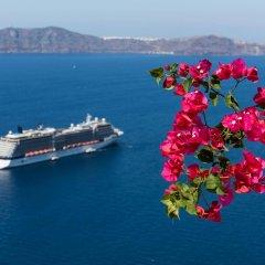 Отель Porto Fira Suites Греция, Остров Санторини - отзывы, цены и фото номеров - забронировать отель Porto Fira Suites онлайн пляж