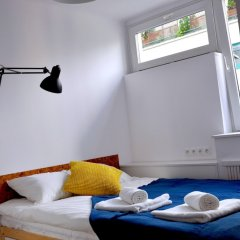 Апартаменты Panda Apartments Grzybowska-Centrum в номере