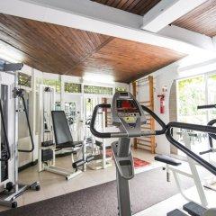 Отель Xaine Park фитнесс-зал фото 3