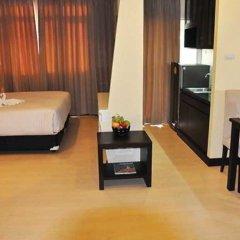 Отель Demeter Residence Suites Bangkok Бангкок комната для гостей фото 3