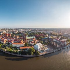 Отель The Bridge Wroclaw - MGallery балкон