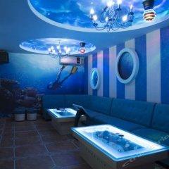 Отель Blue Coast Inn сауна
