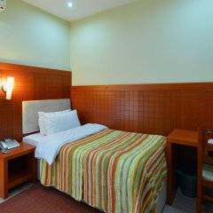 City Hotel Tirana комната для гостей фото 4