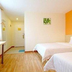 Отель 7 Days Inn Chongqing Fuling Nanmenshan Walk Street Branch комната для гостей фото 2