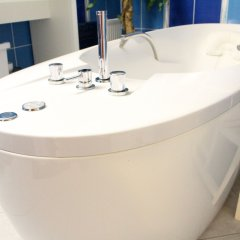 Hotel Ruze Карловы Вары ванная фото 2