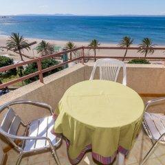 Отель Agi Panama Испания, Курорт Росес - отзывы, цены и фото номеров - забронировать отель Agi Panama онлайн балкон