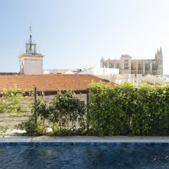 Отель Mama Испания, Пальма-де-Майорка - 1 отзыв об отеле, цены и фото номеров - забронировать отель Mama онлайн бассейн фото 2