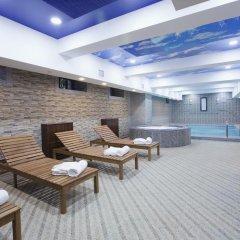 Отель Central фитнесс-зал фото 3