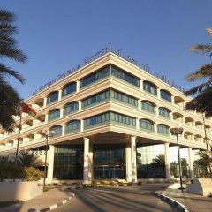 Отель Roda Al Bustan фитнесс-зал фото 2