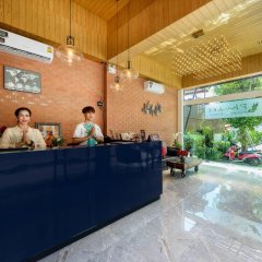 Отель Phuket Airport Place интерьер отеля