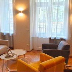 Апартаменты King Wenceslas Apartments Прага интерьер отеля