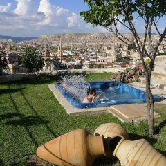 Travellers Cave Hotel Турция, Гёреме - отзывы, цены и фото номеров - забронировать отель Travellers Cave Hotel онлайн бассейн фото 3
