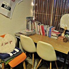 Отель D.H Sinchon Guesthouse Южная Корея, Сеул - отзывы, цены и фото номеров - забронировать отель D.H Sinchon Guesthouse онлайн питание фото 2