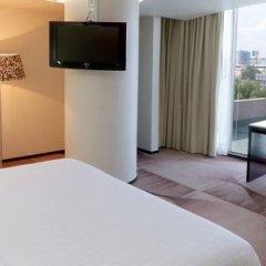 Holiday Inn Hotel & Suites Medica Sur Мехико балкон