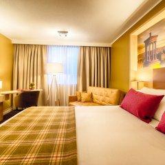 Отель Leonardo Royal Edinburgh Haymarket Великобритания, Эдинбург - отзывы, цены и фото номеров - забронировать отель Leonardo Royal Edinburgh Haymarket онлайн комната для гостей фото 5
