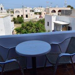 Отель Cyclades Греция, Остров Санторини - отзывы, цены и фото номеров - забронировать отель Cyclades онлайн балкон