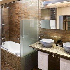 Отель Melia Madrid Princesa Испания, Мадрид - 1 отзыв об отеле, цены и фото номеров - забронировать отель Melia Madrid Princesa онлайн ванная