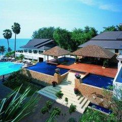 Отель Pullman Pattaya Hotel G Таиланд, Паттайя - 9 отзывов об отеле, цены и фото номеров - забронировать отель Pullman Pattaya Hotel G онлайн бассейн