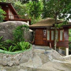 Отель Dusit Buncha Resort Koh Tao сауна