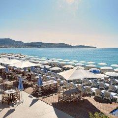 Radisson Blu Hotel, Nice пляж