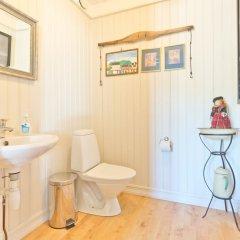 Отель Finsnes Gaard ванная фото 2