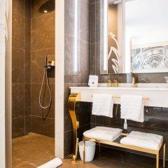 Отель Boscolo Lyon Франция, Лион - отзывы, цены и фото номеров - забронировать отель Boscolo Lyon онлайн ванная фото 2