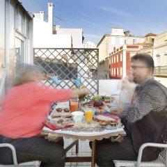 Отель Feeling Lisbon Discoveries балкон